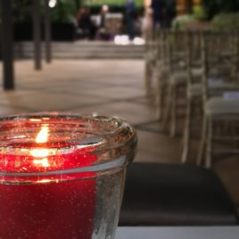 Ceremonia velas Hotel Villamagna